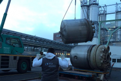 Seeger-Recycling Entsorgung & Dienstleister - Edelstahl Ruehrbehaelter