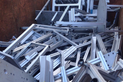 Seeger-Recycling Entsorgung & Dienstleister - Aluminium Profile