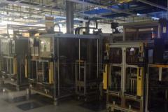 Seeger-Recycling Entsorgung & Dienstleister - Demontage Produktionslinie