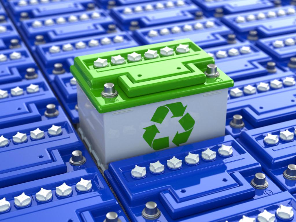 Seeger Recycling Entsorgung Dienstleister Rhein-Main Blei und Altbatterien Ankauf