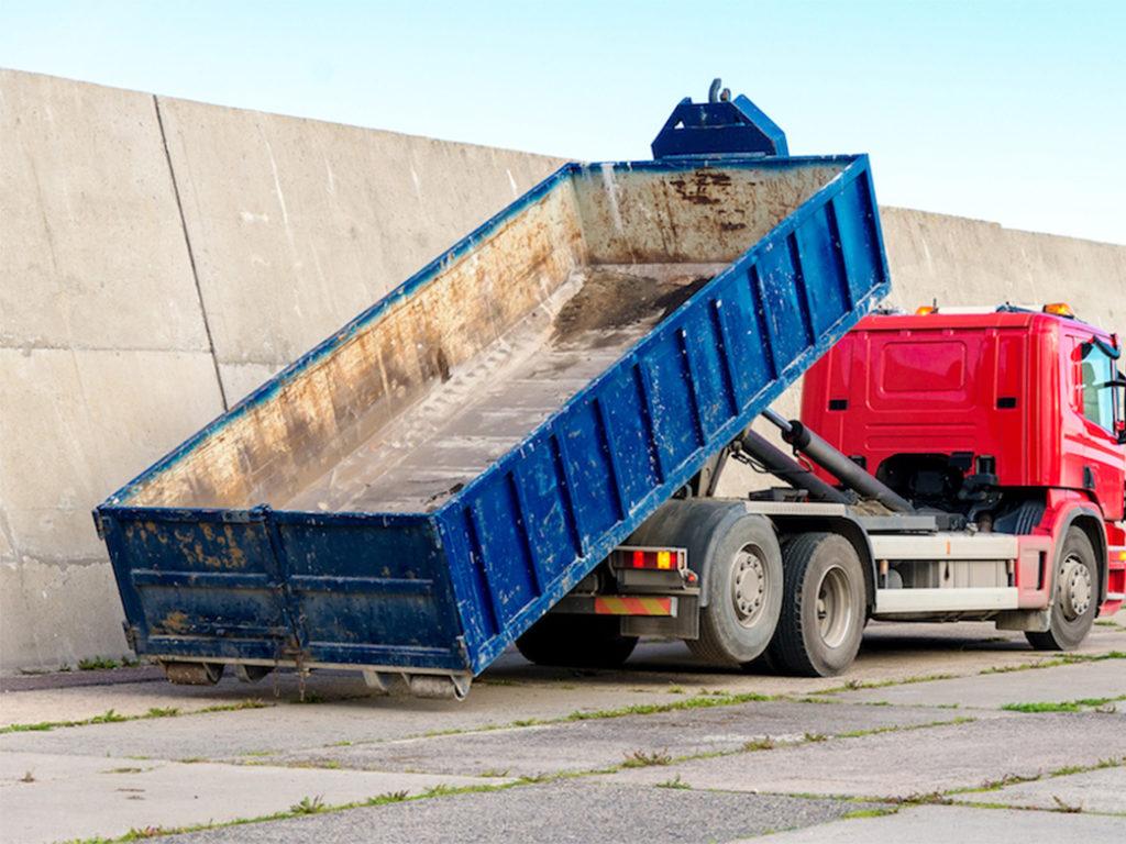 Seeger Recycling Entsorgung Dienstleister Rhein-Main Containerdienst