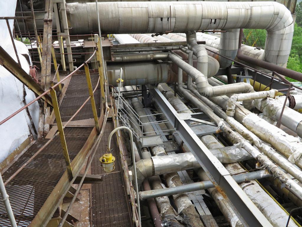 Seeger Recycling Entsorgung Dienstleister Rhein-Main Industrie Demontagen