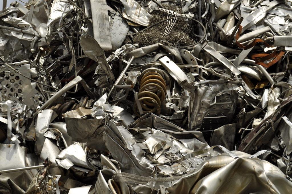 Seeger Recycling Entsorgung Dienstleister Rhein-Main Metall Ankauf